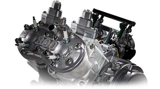 Двигатель 8000