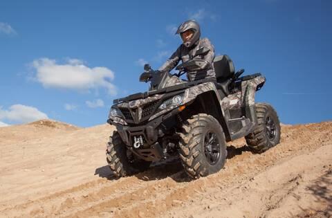 Квадроцикл CFMOTO CFORCE 1000 EPS (X10 EPS)