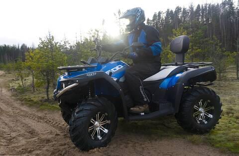 Квадроцикл CFMOTO 500 HO