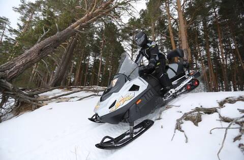 Снегоход РМ Тайга Патруль 800 SWT