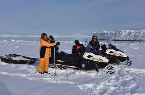 Снегоход Тайга Патруль 800 SWT