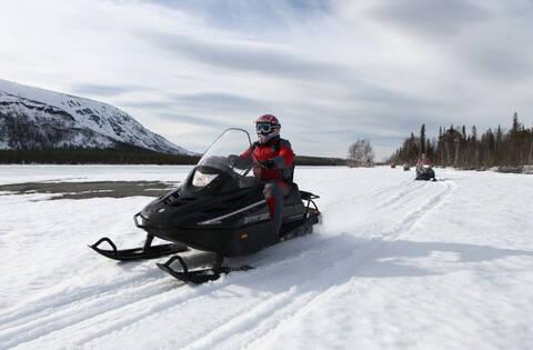 Снегоход TAYGA ВАРЯГ 500