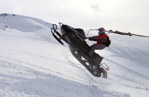 Снегоход Русская механика ТАЙГА ВАРЯГ 500