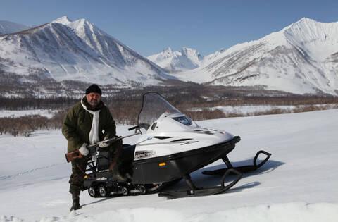 Снегоход РМ ТАЙГА ВАРЯГ 500