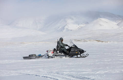 Снегоход RM TAYGA ВАРЯГ 500