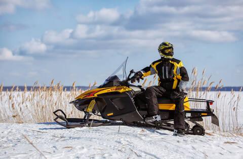 Подростковый  снегоход TIKSY 250 ЛЮКС